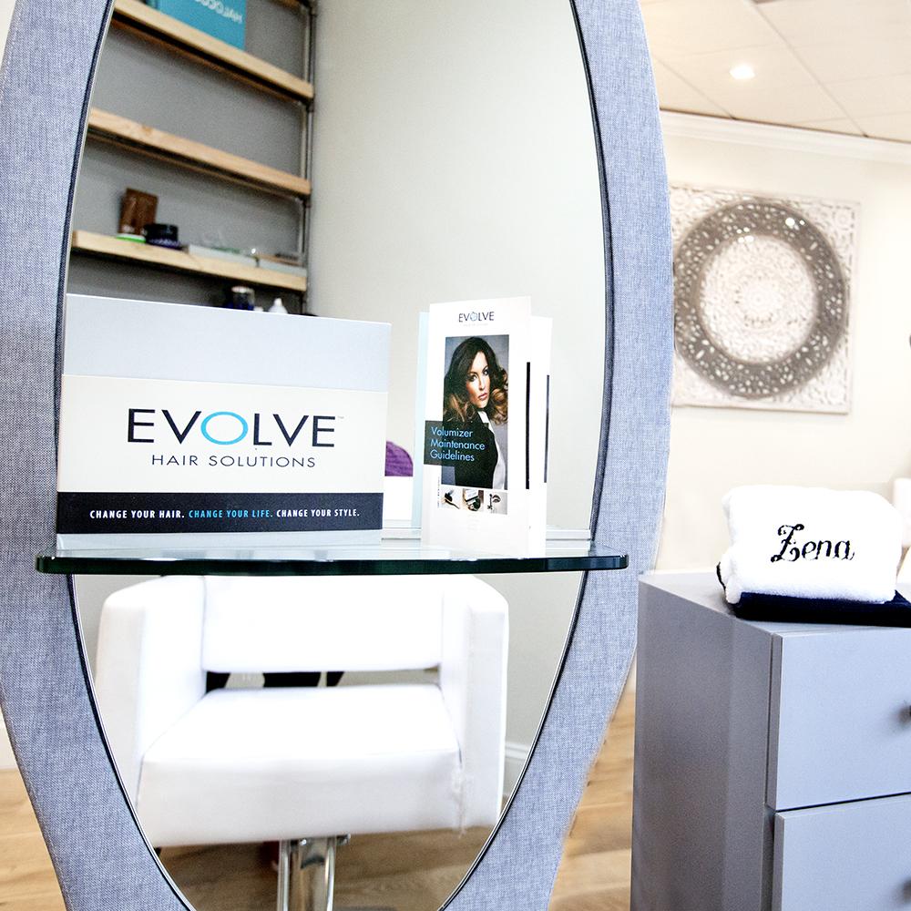 Evolve Hair Solutions