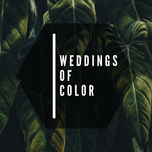 weddings of color