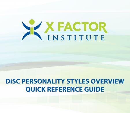 "Download ""DiSC Personality Styles"" Overview""  Here"
