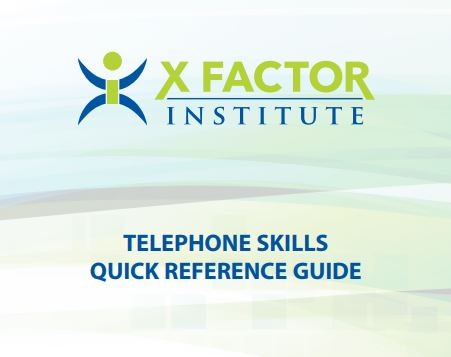 "Download ""Telephone Skills""  HERE"