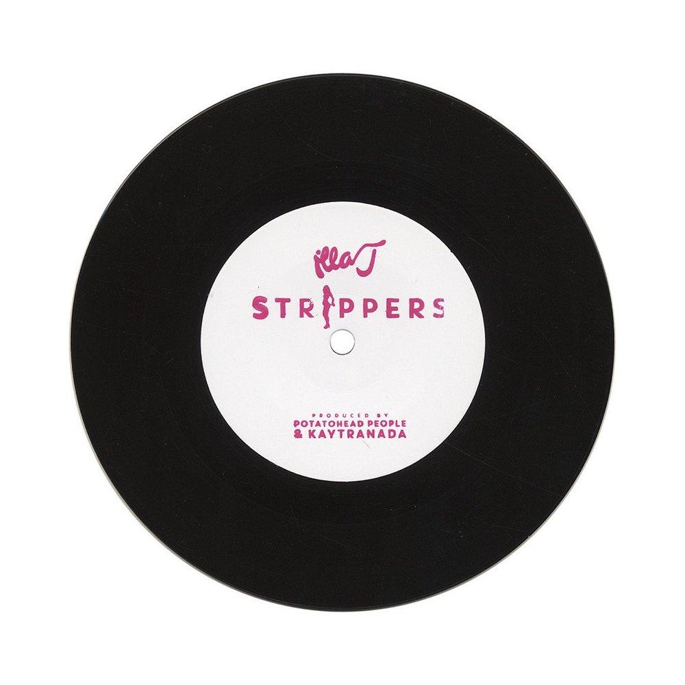 Strippers - Illa J, Kaytranada, Potatohead People