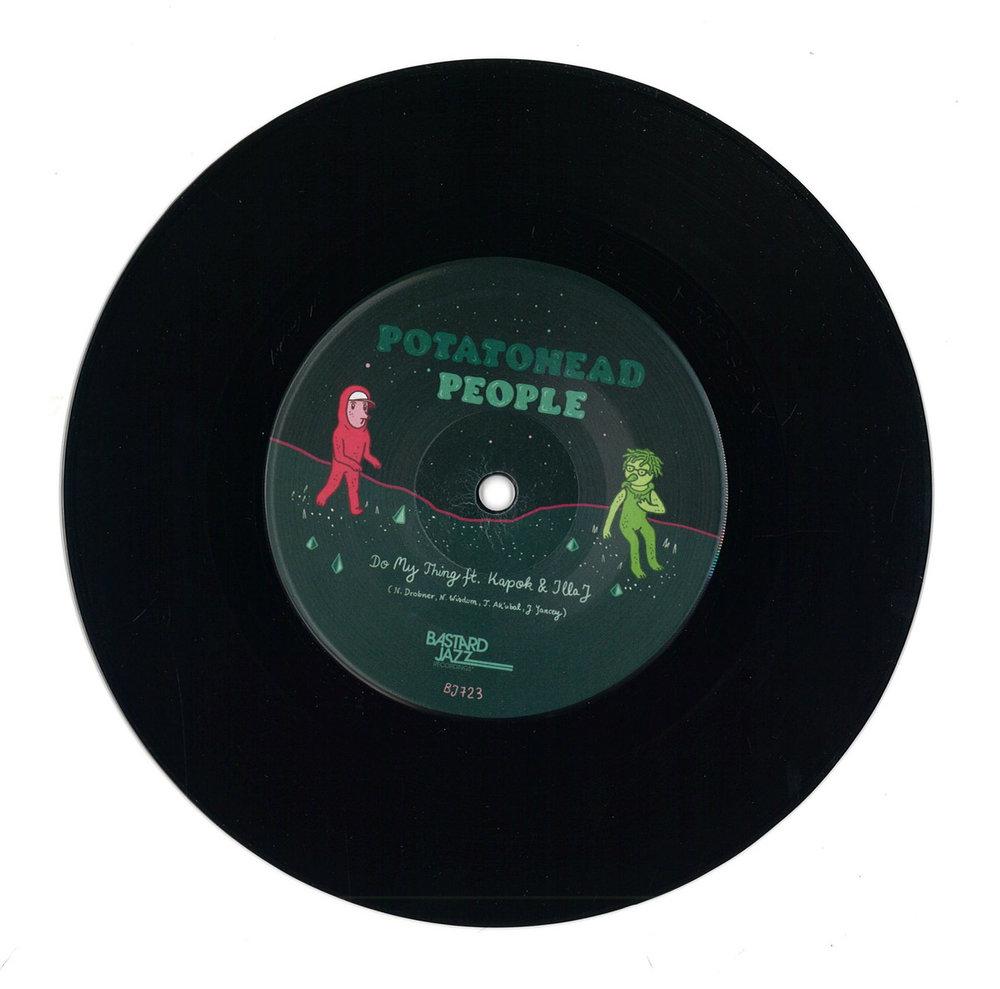 Do my thing ft. Kapok & Illa J - Potatohead People