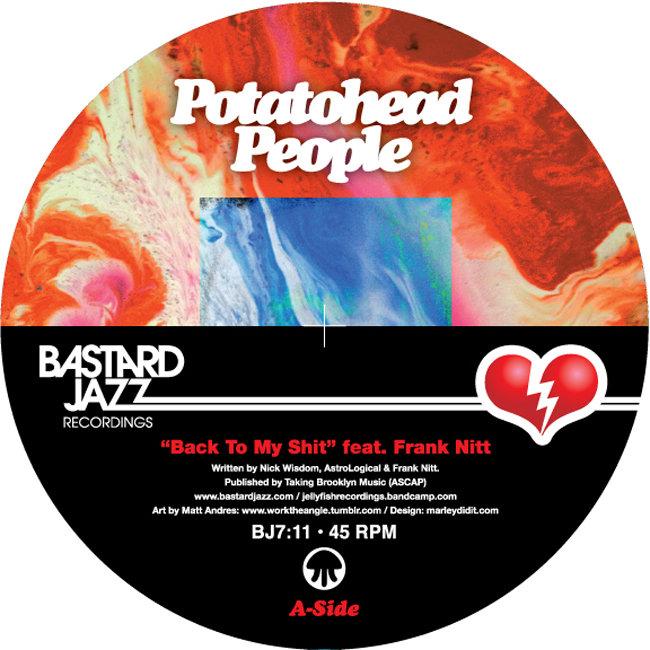 Back to my Shit feat. Frank Nitt - Potatohead People
