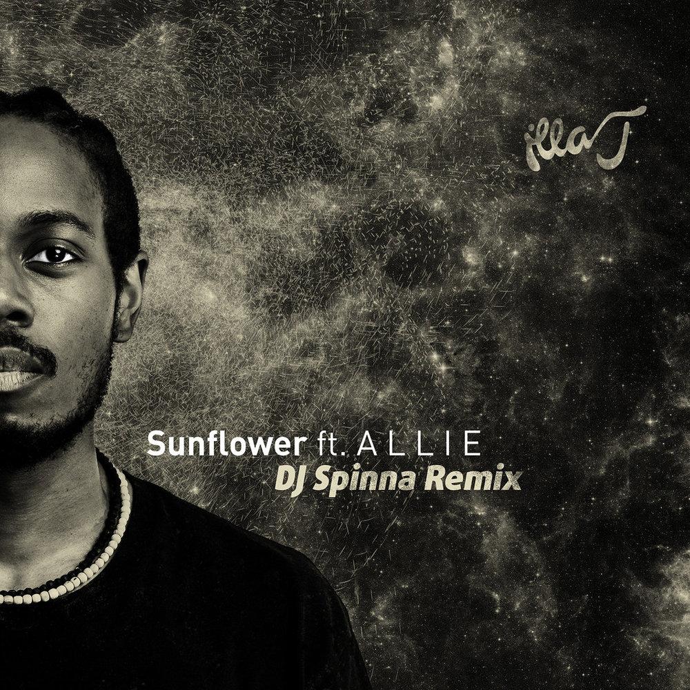 Sunflower ft. ALLIE (DJ Spinna Remix) - Potatohead People
