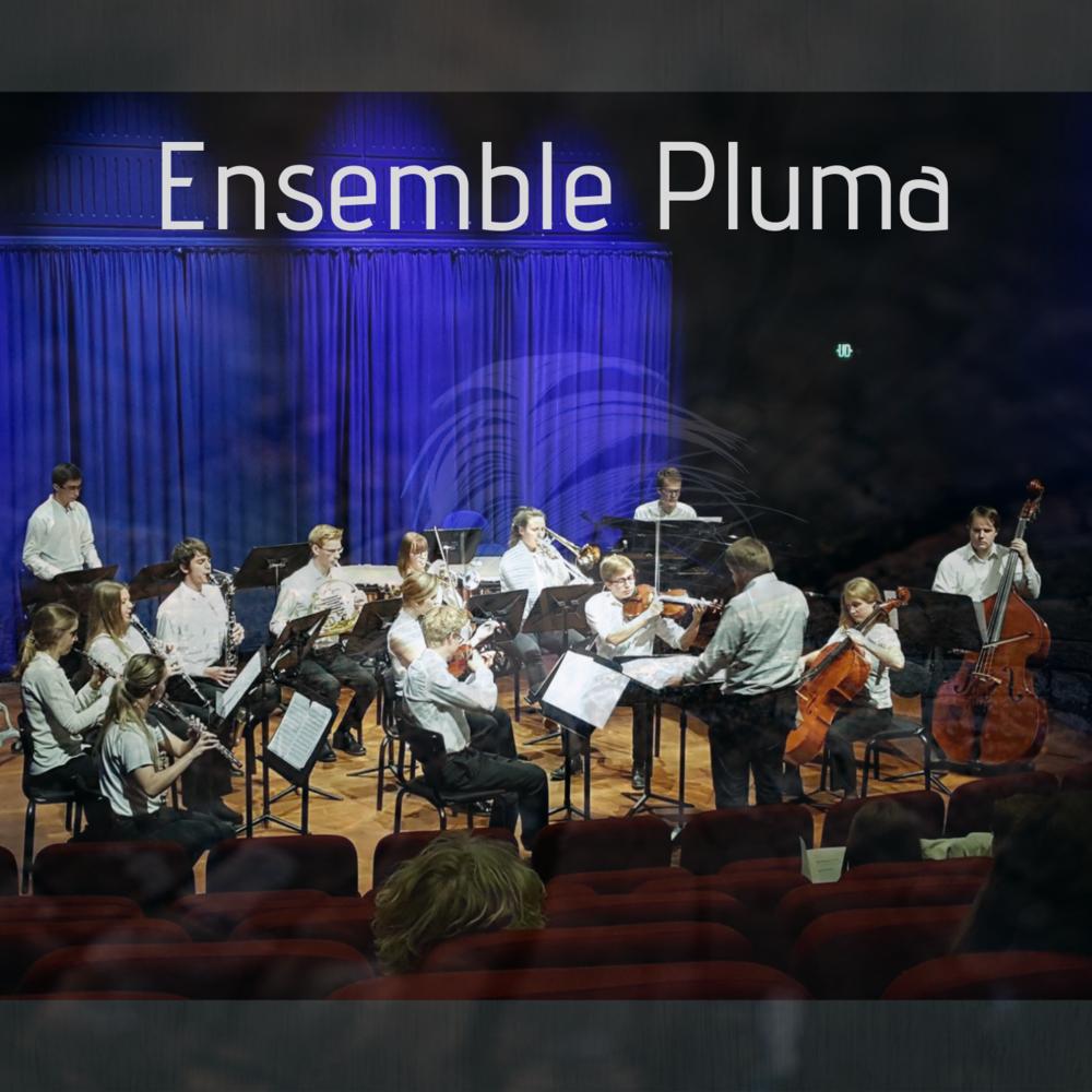 ensemble pluma - TIME: 16:00STAGE: SYMFONISK SALVIEW PROGRAM