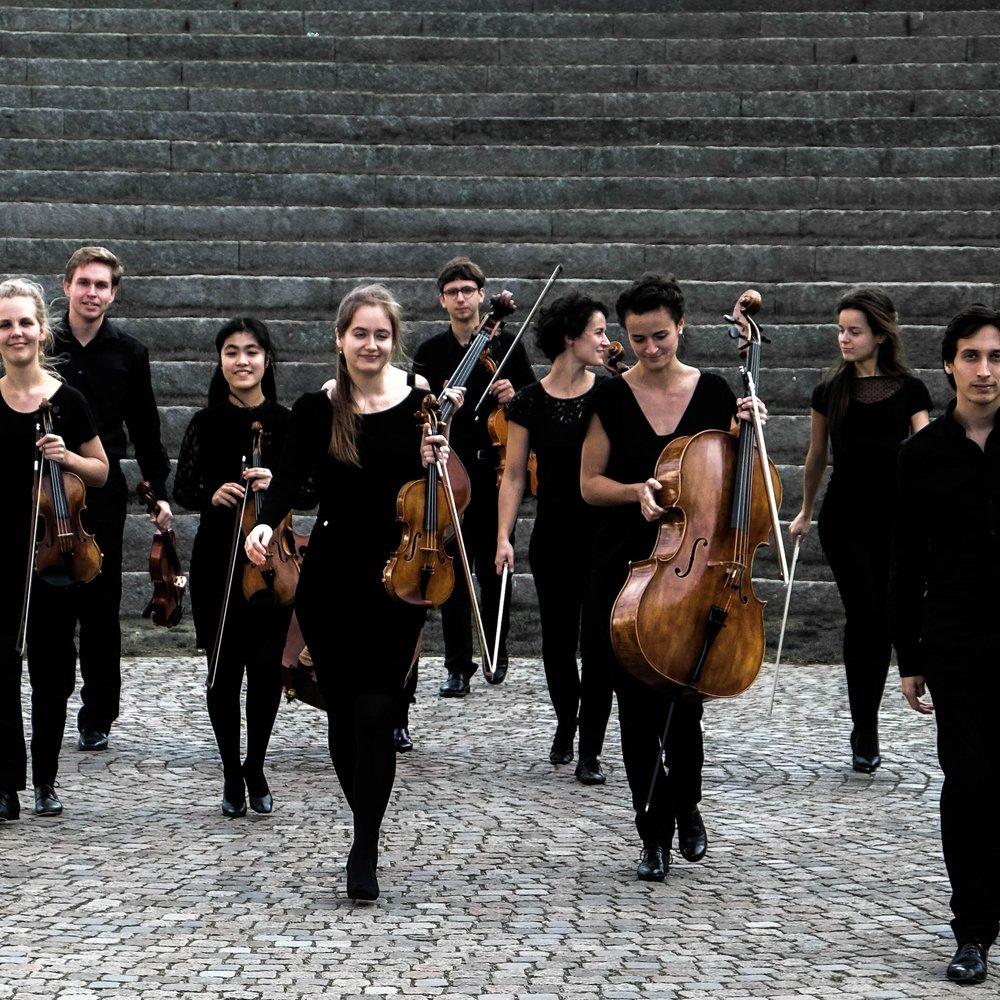 Gala Concert Part I - TIME: 19:30STAGE: SYMFONISK SALVIEW PROGRAM
