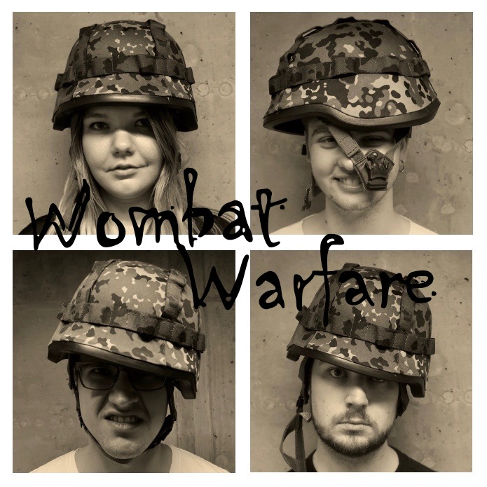 Wombat Warfare - TIME: 14:00STAGE: BLACK ROOMVIEW PROGRAM