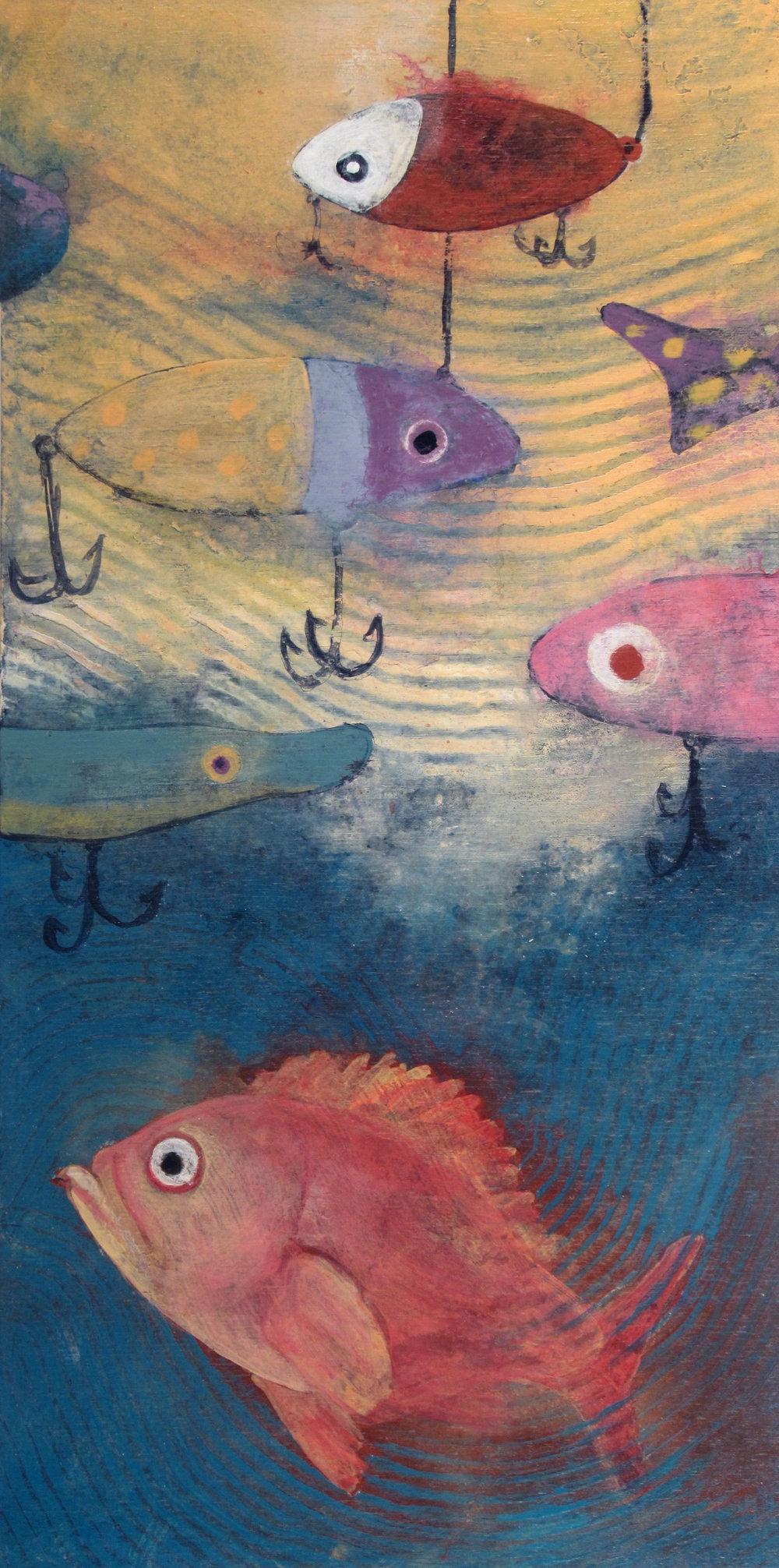 Lure, Lure, Lure - Acadiana Redfish