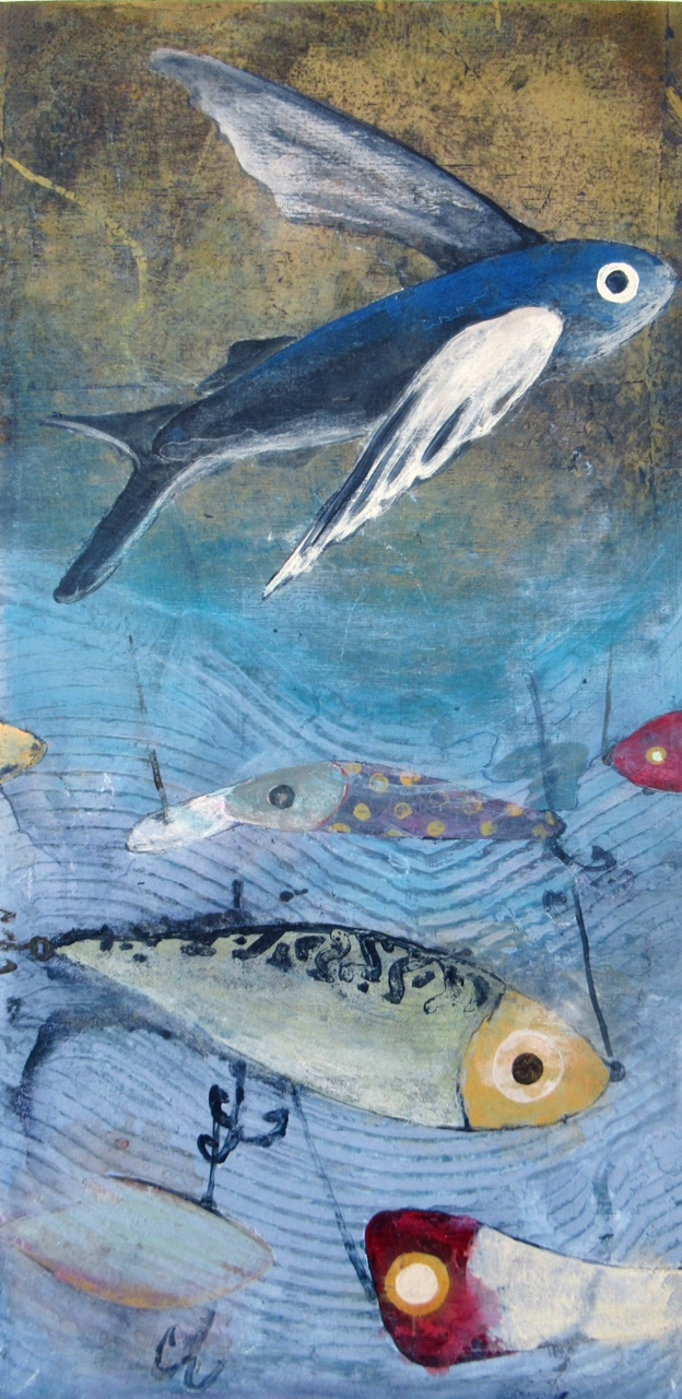 Lure, Lure, Lure - Flying Fish II
