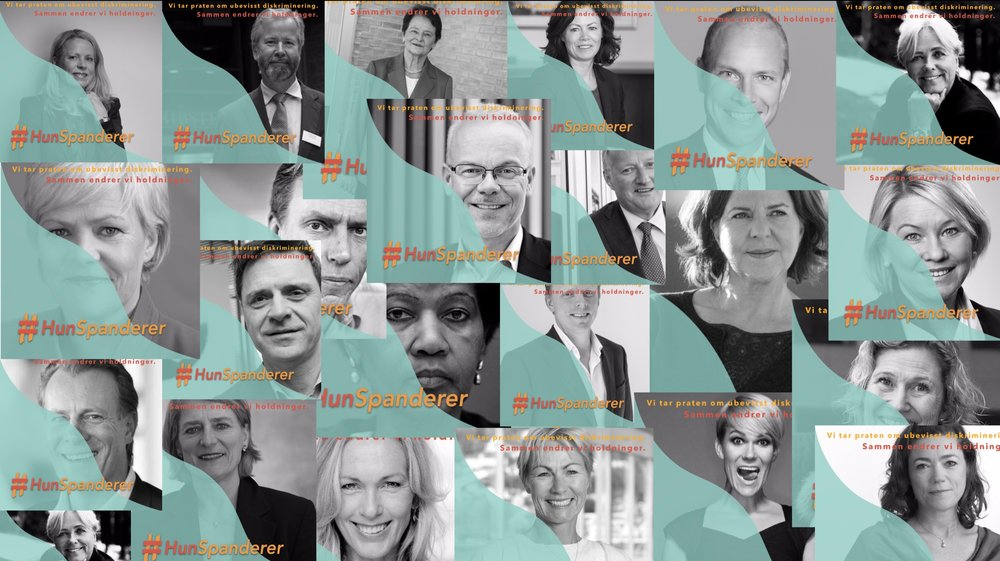 A selection of CEOs pledging to focus on Gender Equality through our campaign