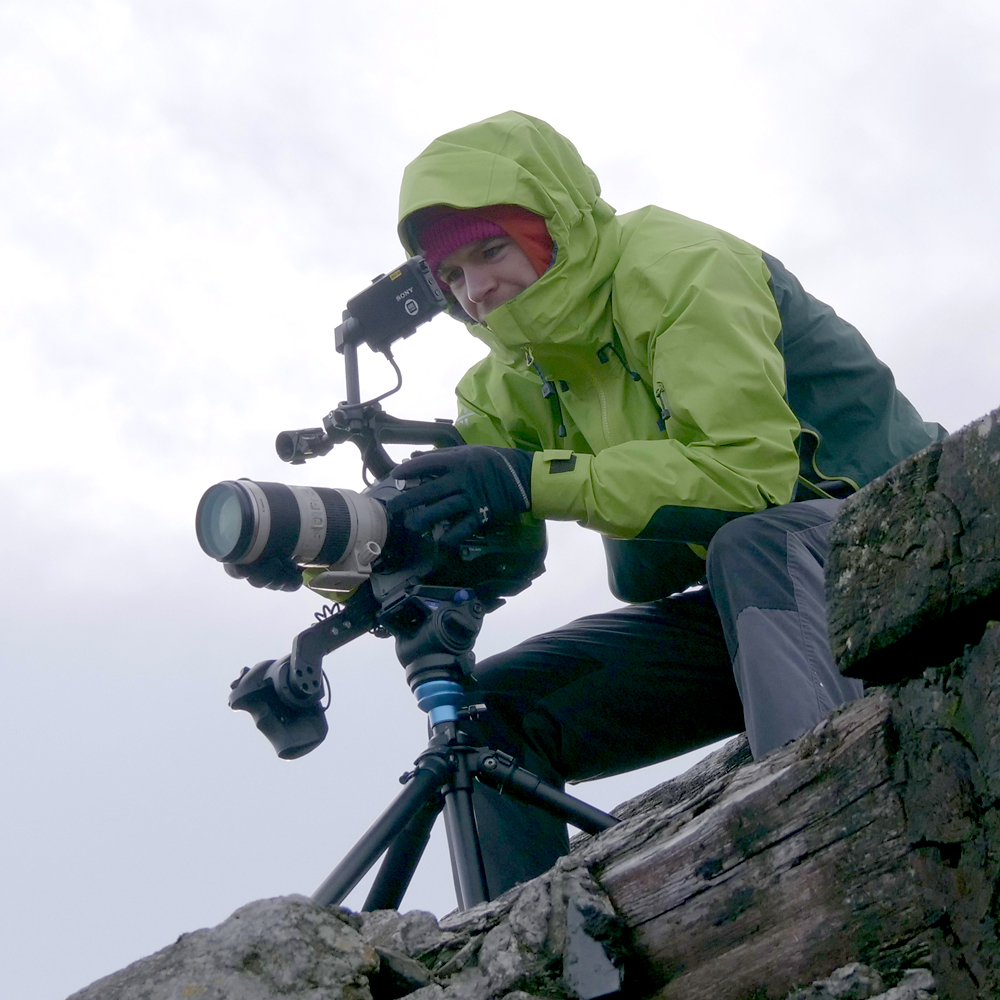 Chris Day - Filmmaker.Chris came from a medical sales company. Not an orthodox career path but we're glad he changed. After working with mountaineering film makers Coldhouse Collective in Sheffield for a year, Chris joined 4Season full time in October 2018. If he isn't competing in triathlon, you 'll probably find him in the mountains.