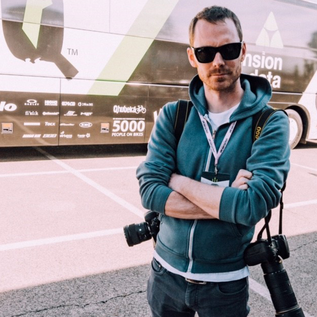 Jack Chevell - Head of Creative.Jack has been working as a freelance photographer for over 5 years. Having cycled across Mongolia and the USA, as well as worked for some of the largest brands in the cycling world, we are thrilled he has joined us full time to lead the creative team.
