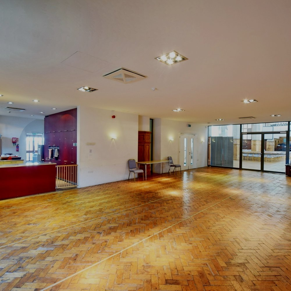 tHE Old Foyer -