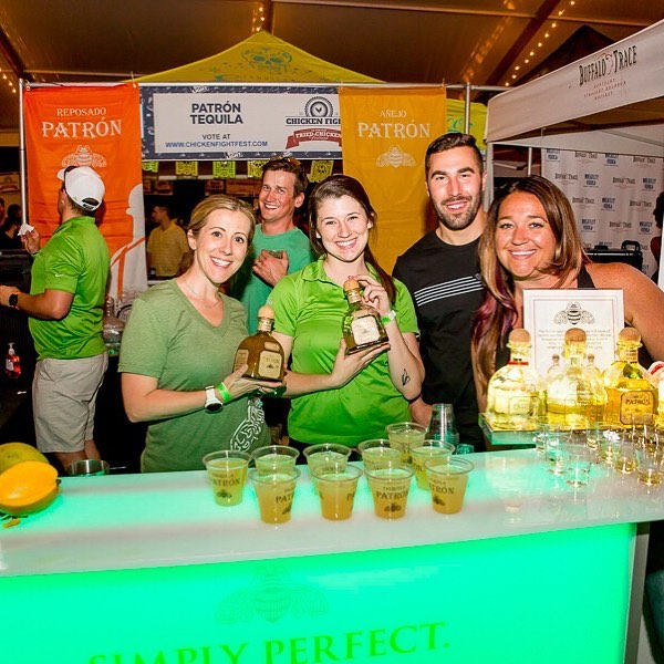 Let's recap the winners for people's choice of craft cocktails from 2018: ⠀⠀⠀⠀⠀⠀⠀⠀⠀ CHAMPION: @tupelohoneycafe with Tito's Vodka 2nd place: @fngrestaurant with Bulleit Bourbon 3rd place: @kachinadenver with Patron Tequila ⠀⠀⠀⠀⠀⠀⠀⠀⠀ Who will win this year?! Let us know below your favorite kind of cocktail!🍸 . . . 📸: @andeckphoto