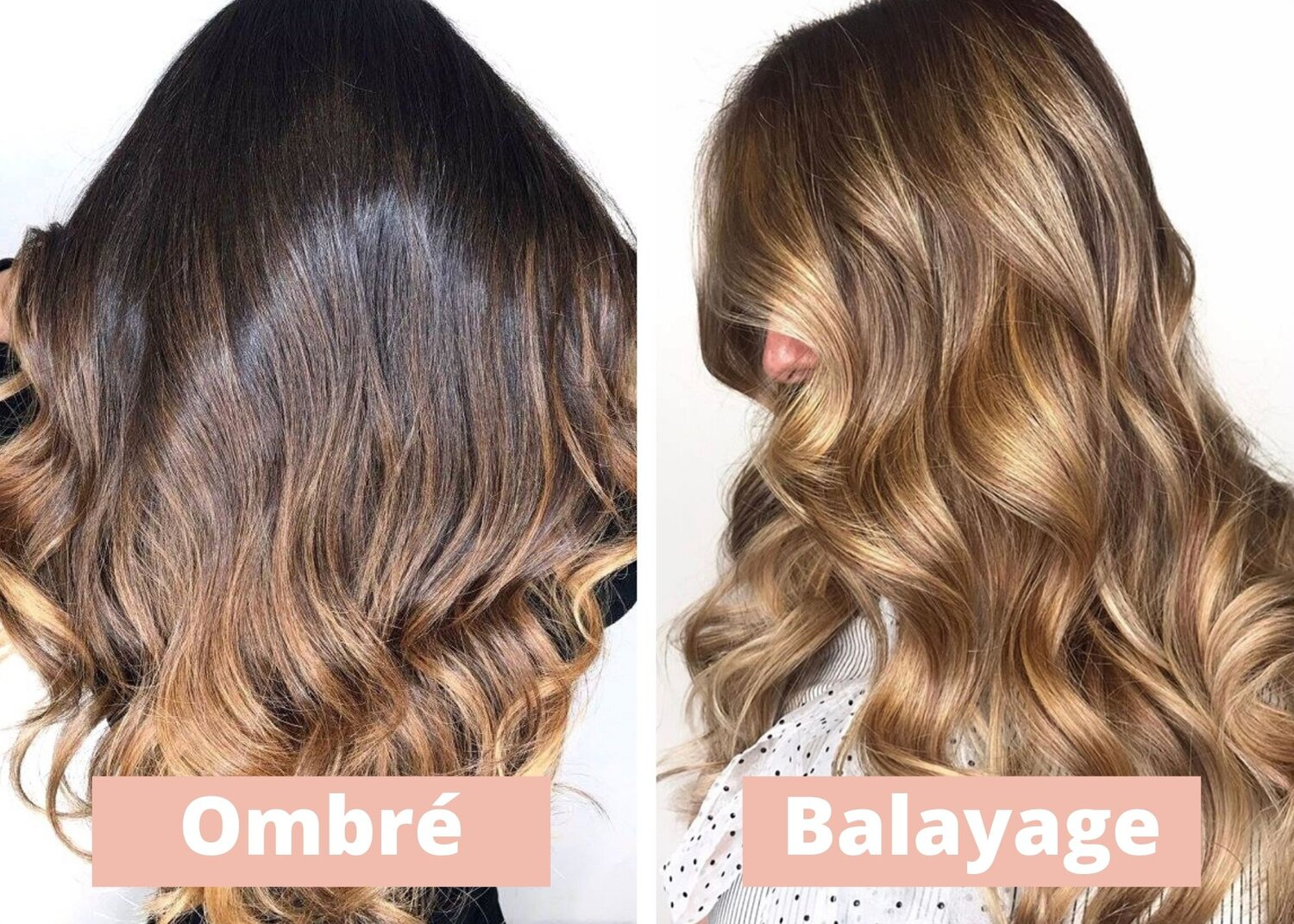 Balayage Vs Ombre What S The Difference Educo Salon
