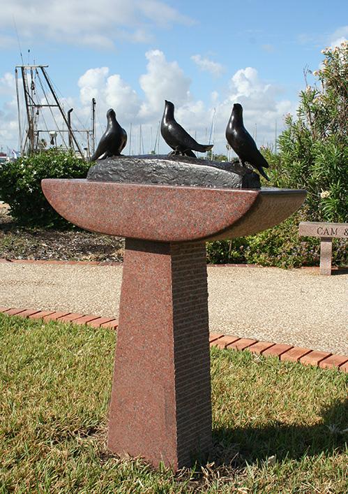 Charles Umlauf ~ Uccelli (Birds of St. Francis)