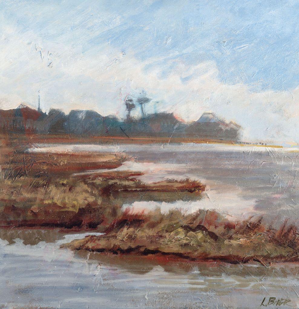 Lisa Baer    Still Small Voice, Cove Harbor