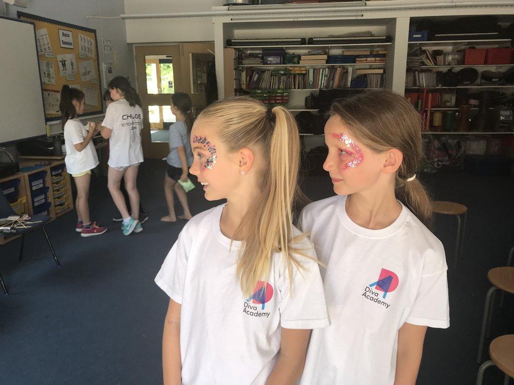 Hazel's Make up Workshop -