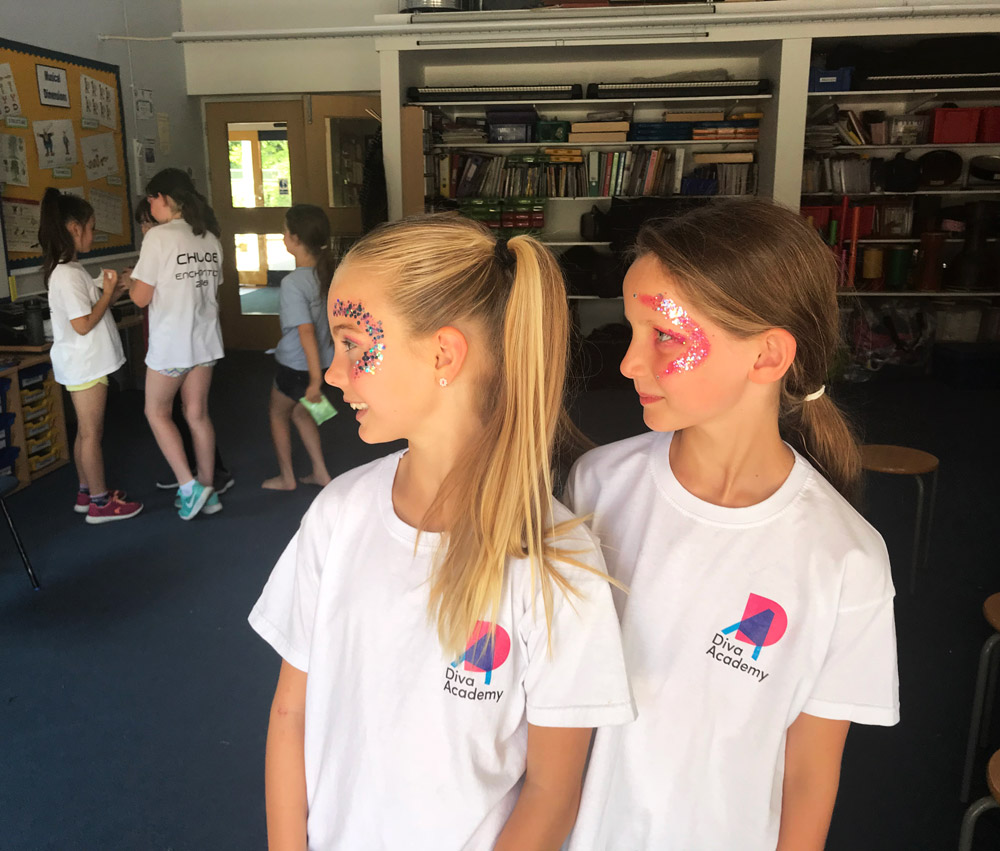 WORKSHOPS - Our day-time summer workshops are highly popular with students and parents alike.