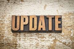 update-word-wood-type-vintage-letterpress-grunge-painted-barn-background-32277133.jpg