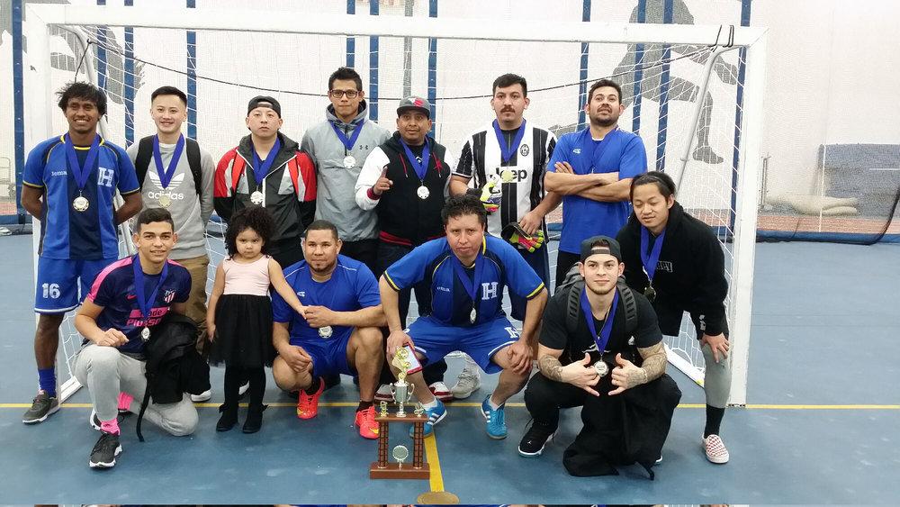 CD Olimpia es el campeón del II Torneo 2019-18 de la ISL.
