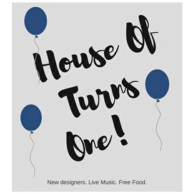 House Of Turned One! - House Of, one of our on-campus student run business, celebrated their one year anniversary in April.House Of is a collaboration with the Nashville Fashion Alliance and sells over 30 local designers including several Belmont alumni!