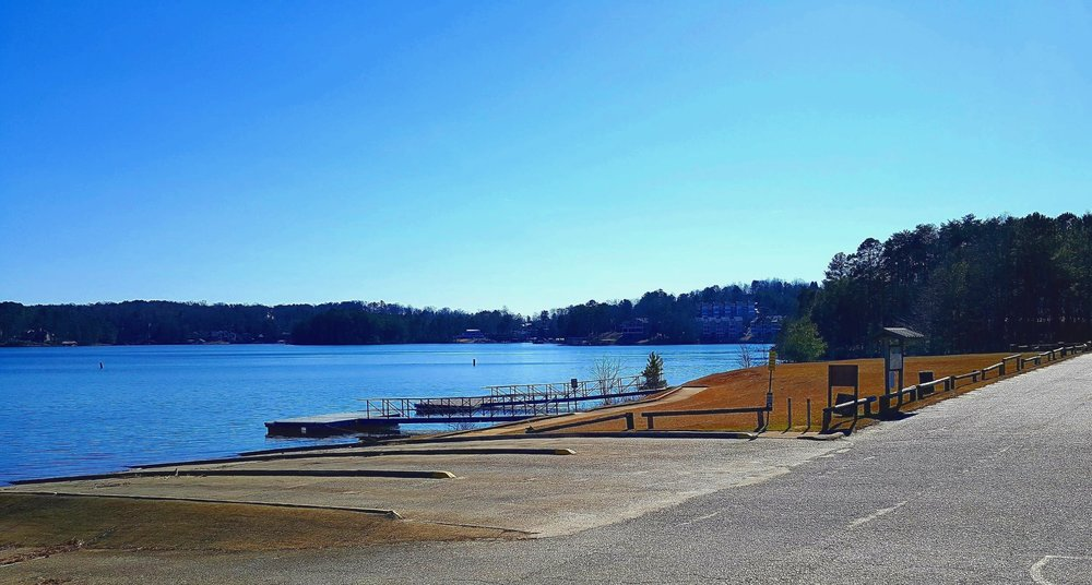 Boat Ramps - The park has 3 paved ramps that are open 24 hours a day, year round.. There are 2 boat docks for loading and unloading of passengers.