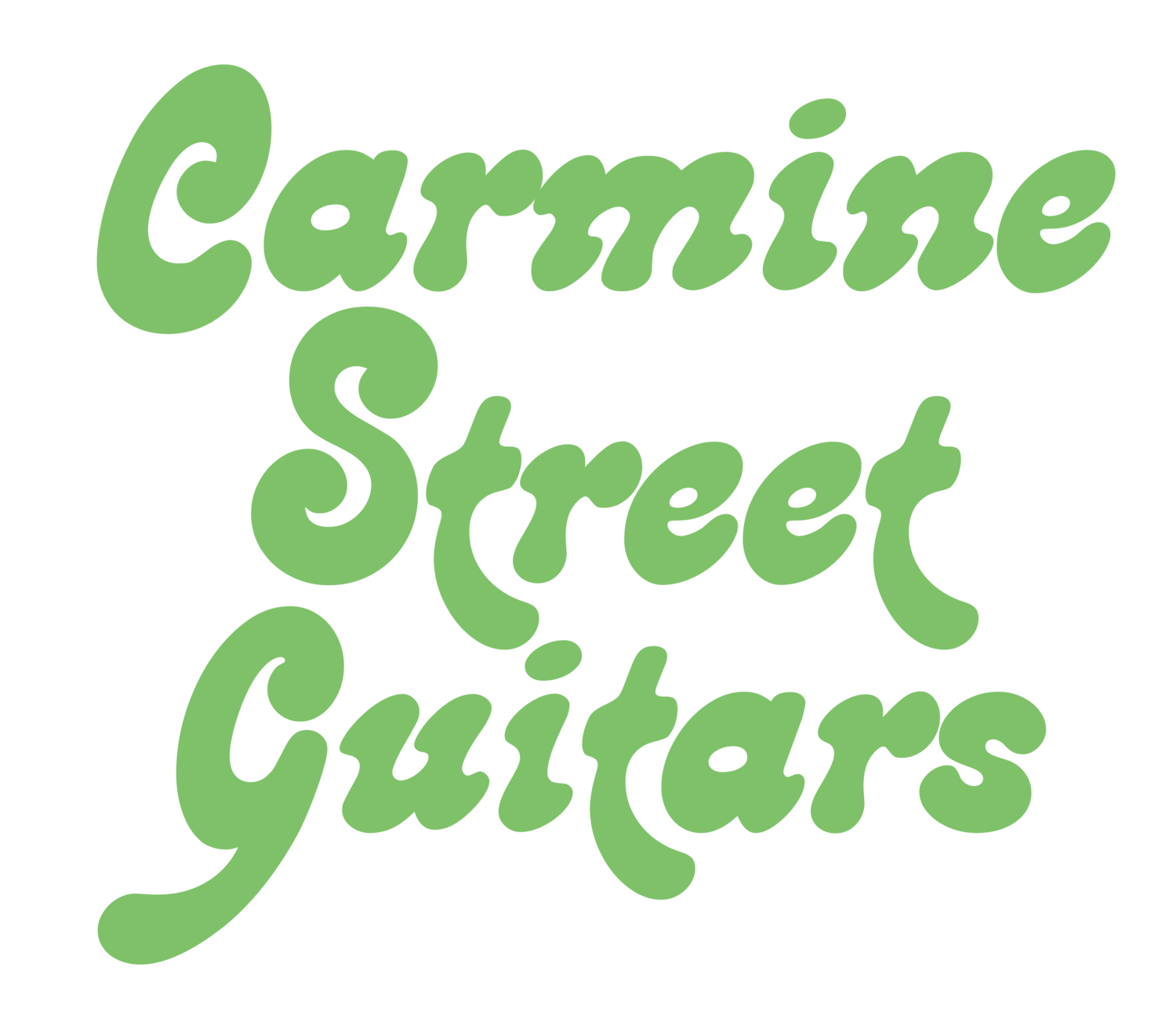 Carmine Street Guitars — Documentary Film
