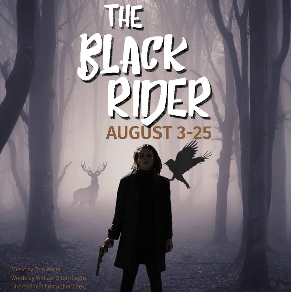 The Black Rider - August 3th-25thExplore
