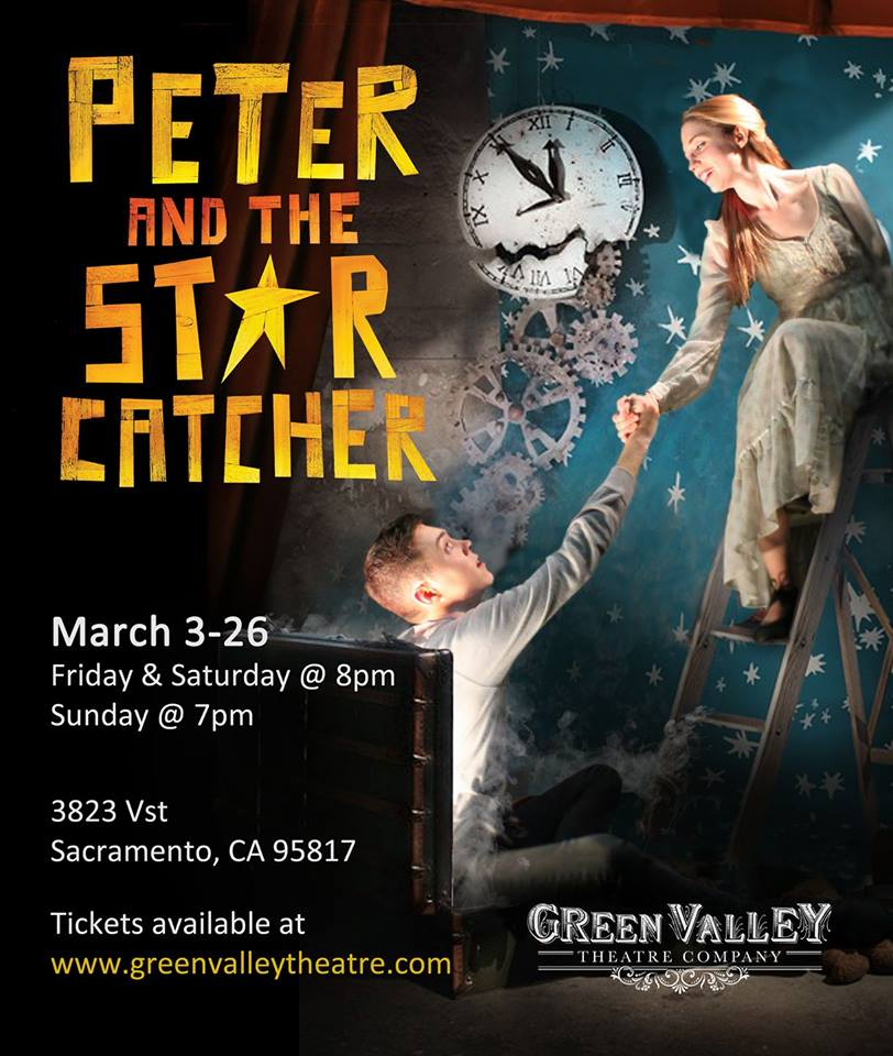 Peter and the Star Catcher - March 3rd-17thExplore