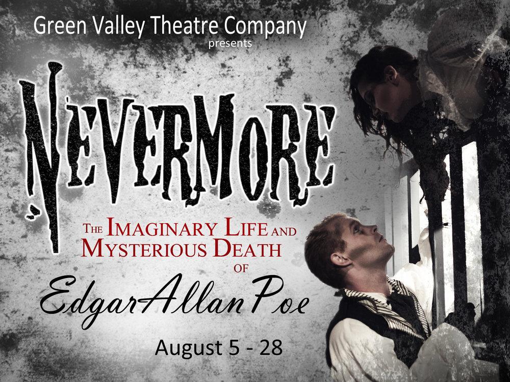Nevermore - August 5th-19thExplore
