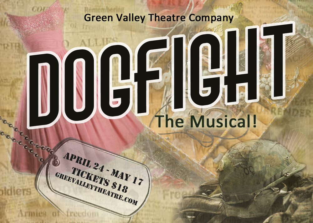 Dogfight - April 24th-May 17thExplore