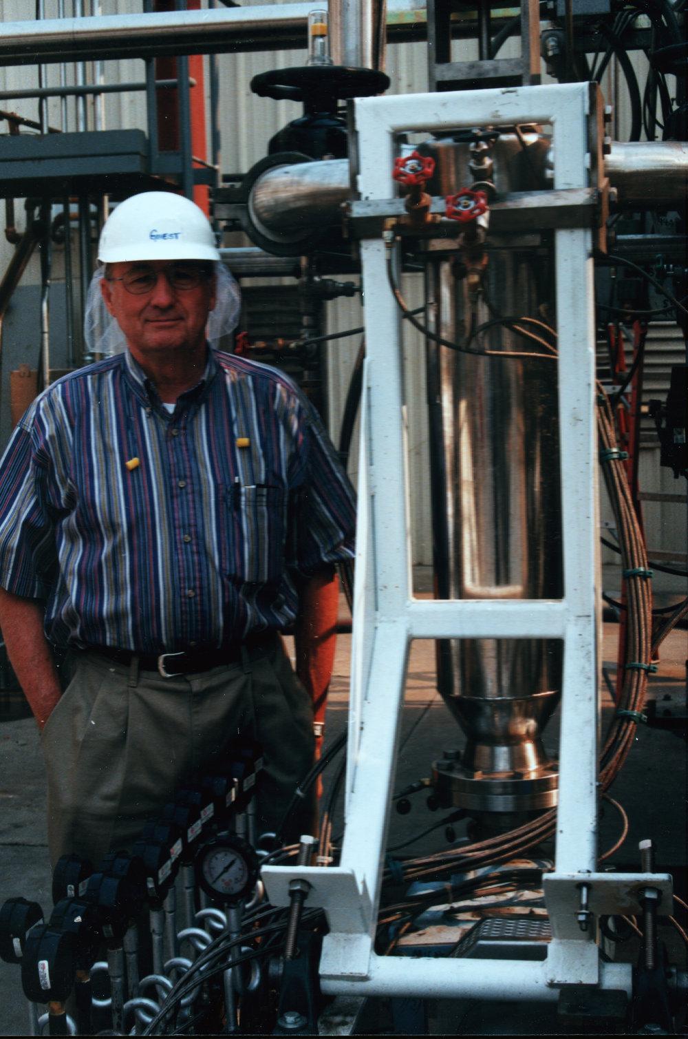 Inventor and Founder, Glenn Spencer