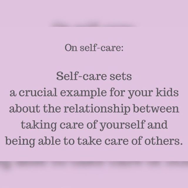 Self care is not selfish. We are no good to others until we are good to ourselves.💜 . What can you incorporate into daily life that will nurture your self-care?