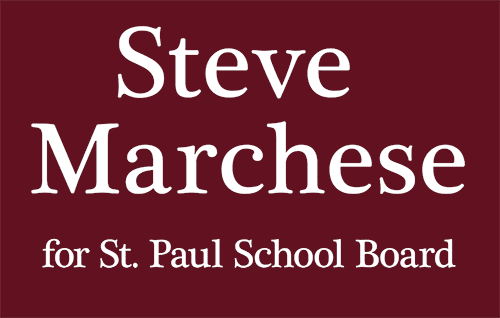Steve Marchese for St. Paul School Board