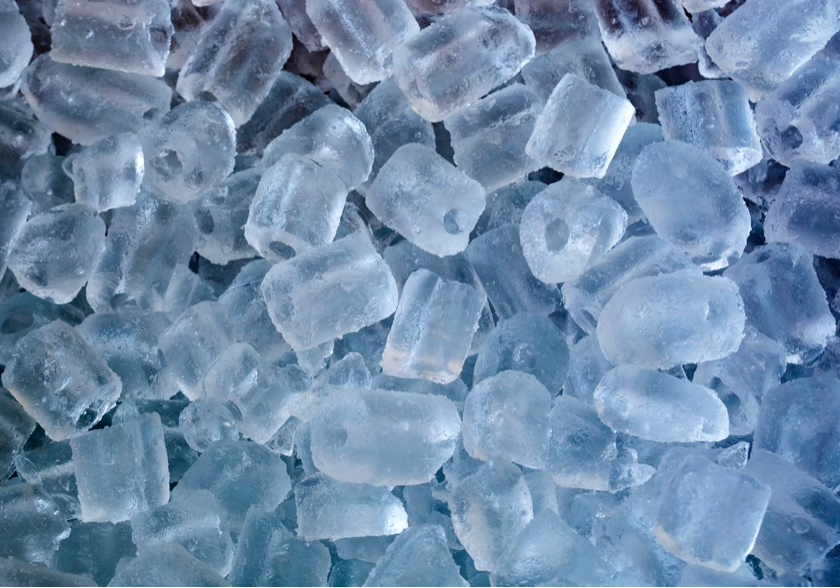 Packaged Party Ice & Blocked Ice    We offer a 5LB bag and a 20LB bag to cater all of your chilling needs! You never have to worry about your beverages getting warm at another party again!