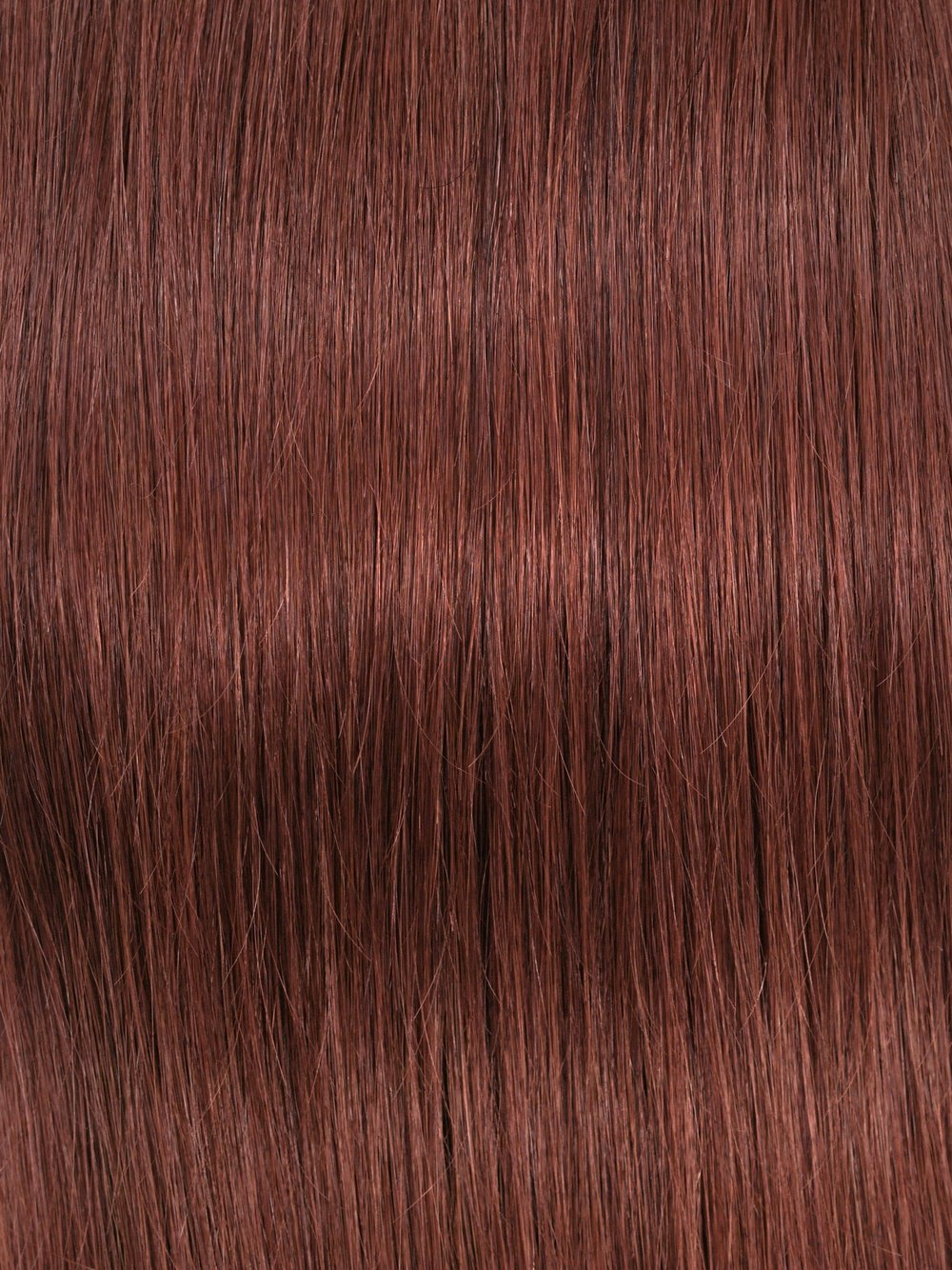 DEEP AUBURN #33D - The warmth of our deep red shade shines beautifully in direct sunlight and appears darker indoors giving it a versatile depth that works day or night!