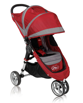 BABY JOGGER CITY MINI - SINGLE -
