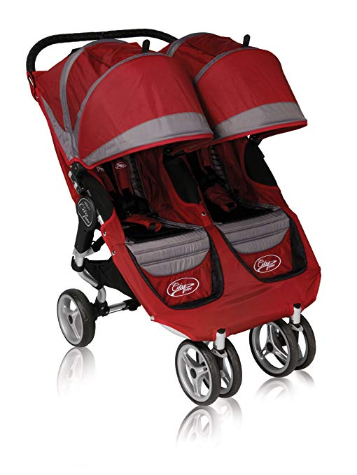 BABY JOGGER CITY MINI - DOUBLE -