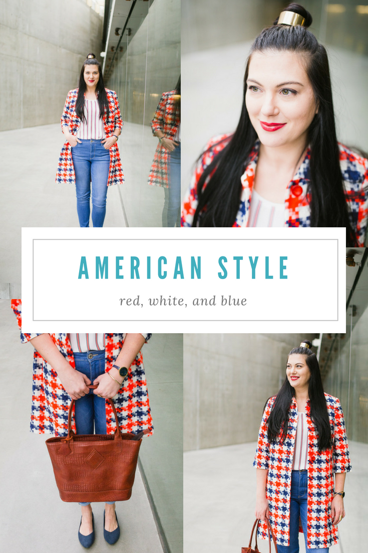 American Style - Postcards & Polkadots