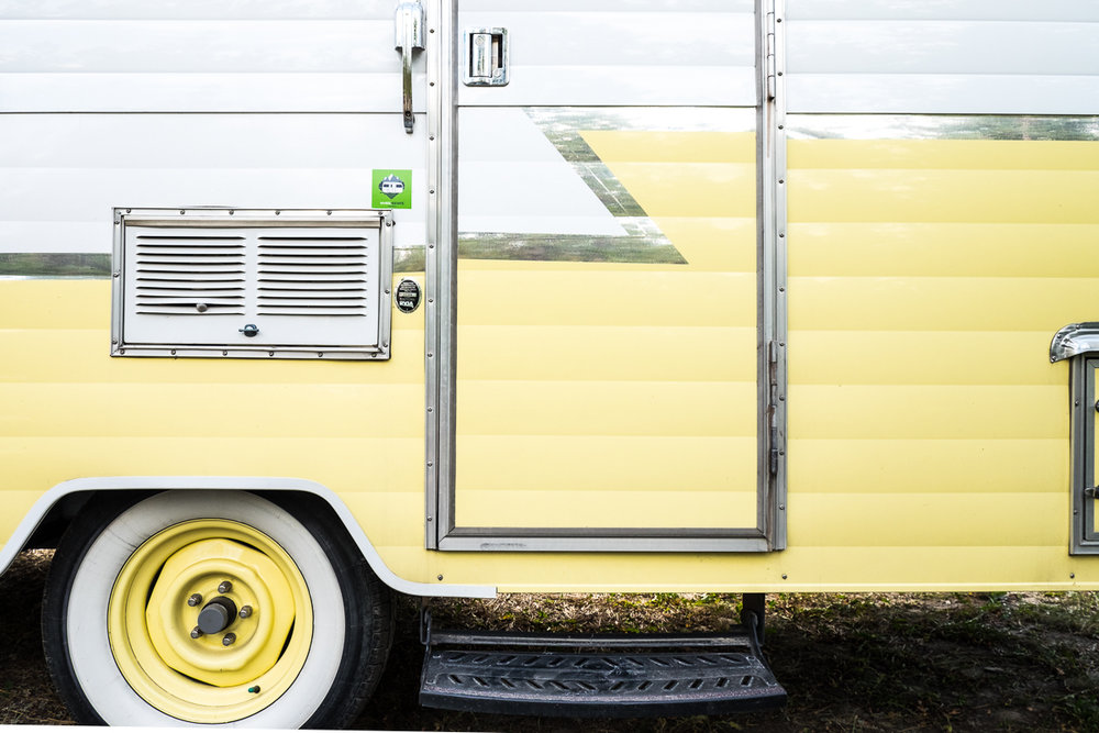 Vintage Trailers (and our weekend escape)