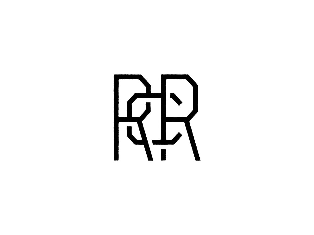 Studio Freight - Roosevelt Coffee Monogram
