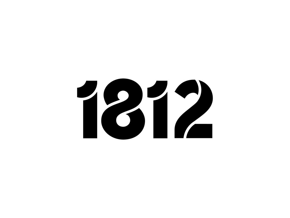Studio Freight - 1812 Logo