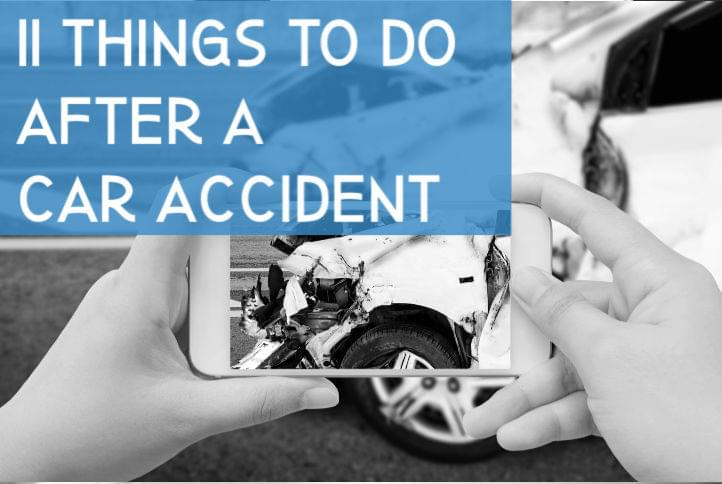 11 things to do after an accident