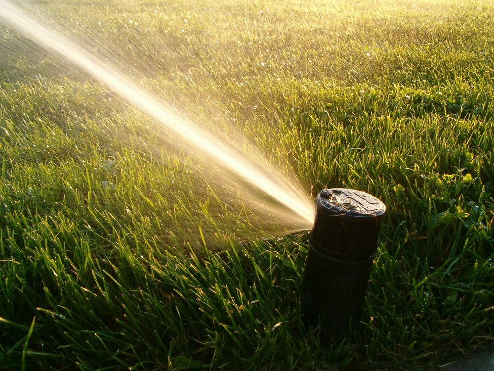 Services - We offer complete installations and irrigation repairs that keep the water flowing in the right direction.