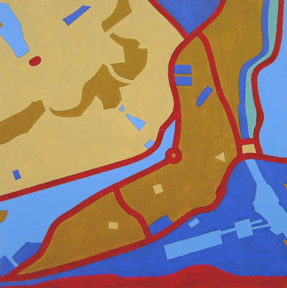 Cityscape Variation 3