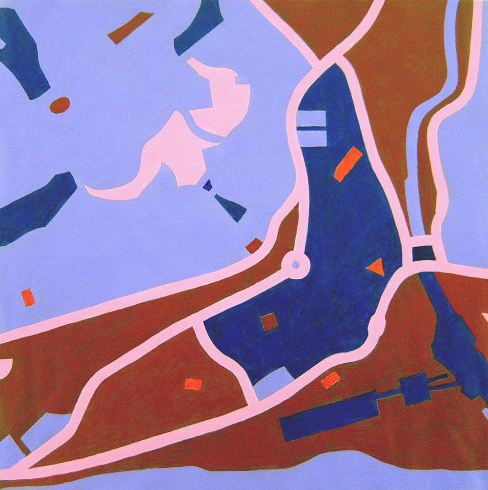 Cityscape Variation 4