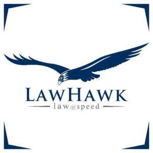 LawHawk Logo Square