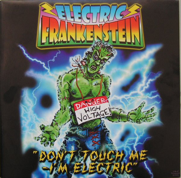 Don't Touch Me, I'm Electric - 8a. Don't Touch Me, I'm Electric(TSB Records - UK 2000 )produced by Phil Caivano (Monster Magnet)1. Already Dead2. Fistful of Rock3. Hate Machine4. Third Generation Nation (Dead Boys Cover)5. I Just Can't Kick6. Annie's Grave7. My Father's Son8. Not For Sale (Girlschool cover)9. Get Off10. Graveyard Drag Race11. 1977 (Clash cover)12. Takin You Down13. Backs Against the Wall14. Don't Touch Me, I'm Electric (Bill Nelson's Red Noise cover)15. We are the Road Crew (Motorhead cover)