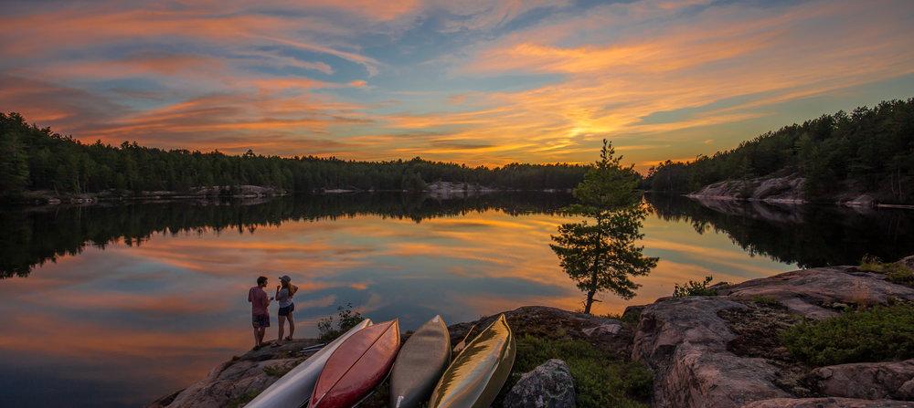 Memory Lake  by Kirk Durston